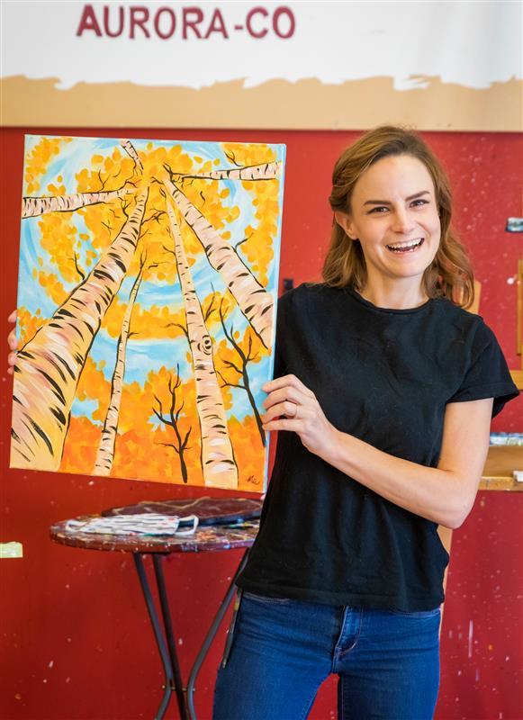 Cat Robinson- Artist