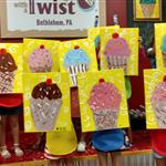 "Kids B-day Party! - ""Ice Cream With a Twist"""