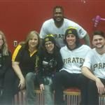 Pittsburgh Pirates Care A Van