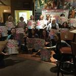 Painting Party at Applebees Southampton- Painting with a Twist Richboro, PA