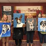 Paint Your Pet- Painting with a Twist Richboro, PA