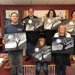 Office Party- Painting with a Twist Richboro, PA