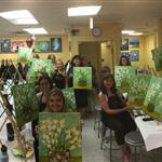 Fundraiser Event at Painting with a Twist Richboro,  PA
