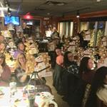 At Applebees Newtown with Painting with a Twist Richboro, PA